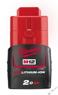 M12_B2 - Akumulator Li-ion 2.0 Ah Milwaukee